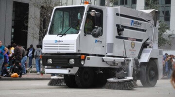 Bridgeville Street Sweeping Starts This Week—Remember To Move Your Cars