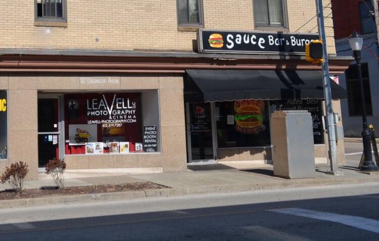 Sauce Bar & Burgers
