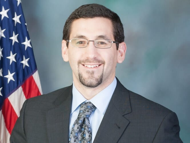 PA State Rep. Jason Ortitay (R-46) in a headshot