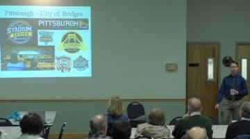 Pittsburgh's Bridges—A Bridgeville Historical Society Presentation