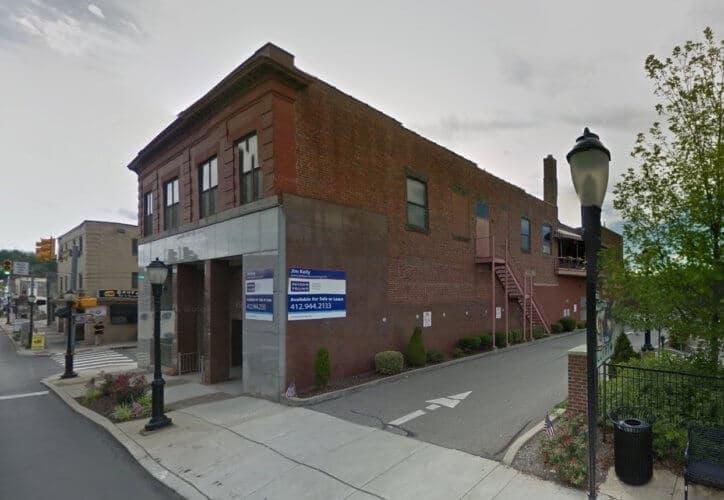 A Google Maps street view of 456 Washington Avenue
