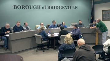 VIDEO: Borough Council Dec. 11, 2017 Meeting