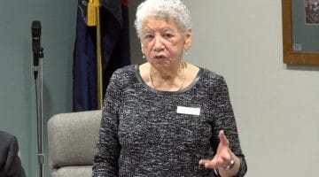 Bridgeville's First Female, First African-American Mayor Sworn In