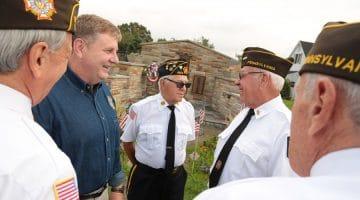 U.S. Congressional Candidate Rick Saccone Holding Bridgeville Event on Monday