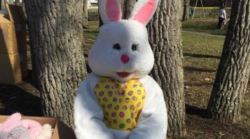 Easter Egg Hunts Starts at 11AM on Saturday at Chartiers Park