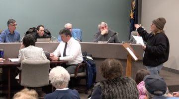 VIDEO: Bridgeville Borough Council Meeting — April 9, 2018