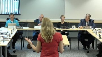 Chartiers Valley School Board – May 8, 2018