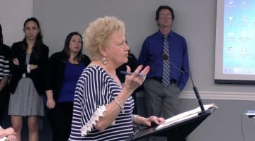 VIDEO: Chartiers Valley School Board—May 22, 2018 Meeting