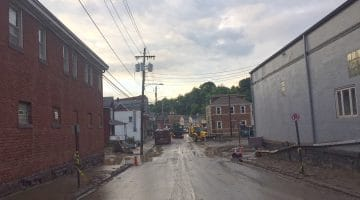 What's Next For Bridgeville and the Community's Flood Victims?