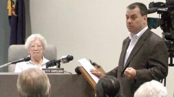 DeBlasio: Bridgeville Should Buy Flooded Properties From Willing Sellers